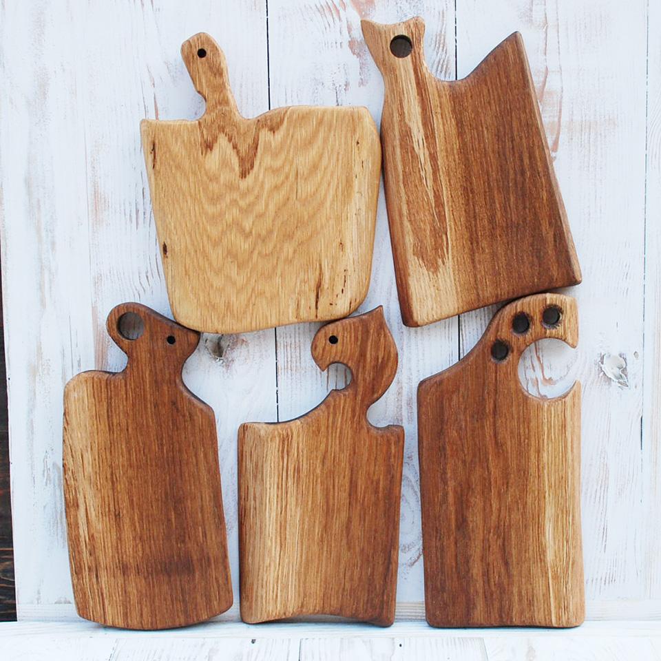 как ухаживать за деревянными кухонными досками