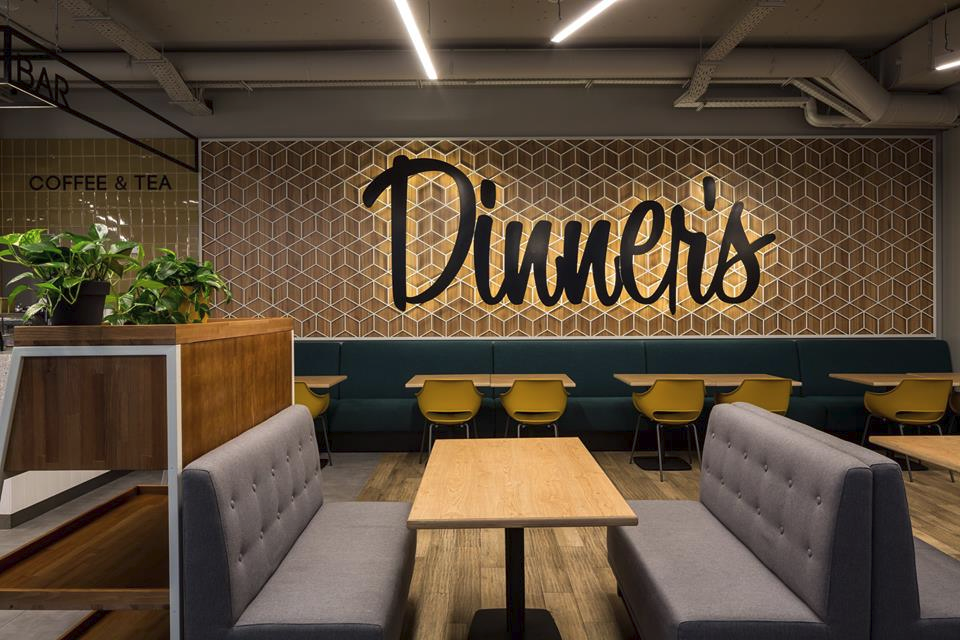 Дизайн интерьеров ресторанов, кафе, баров под ключ