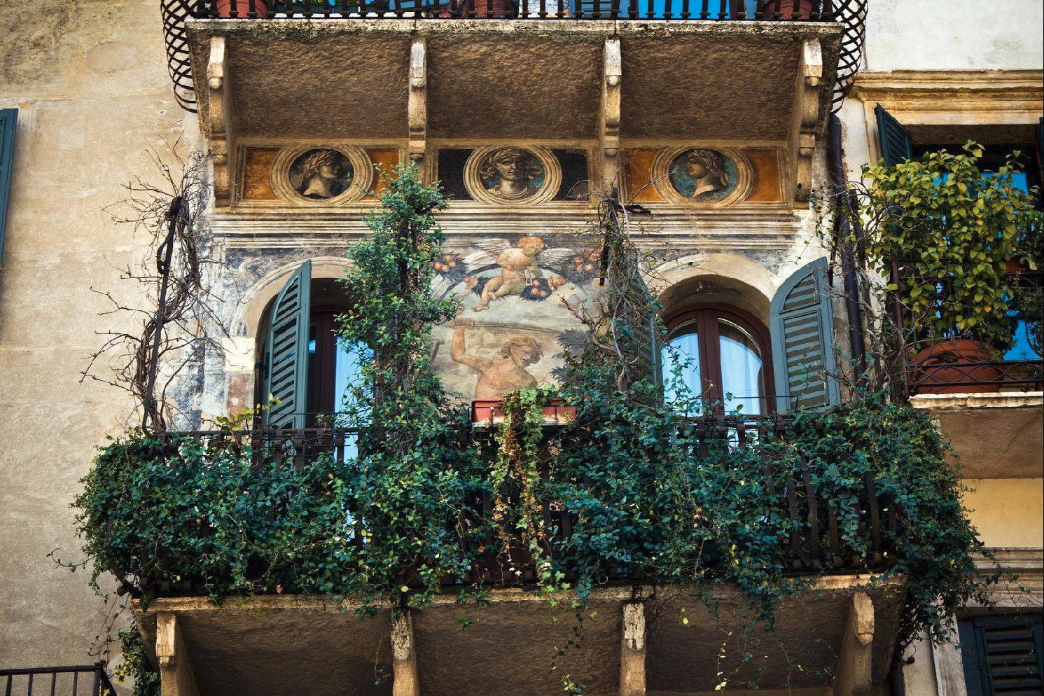 Балконы мира.