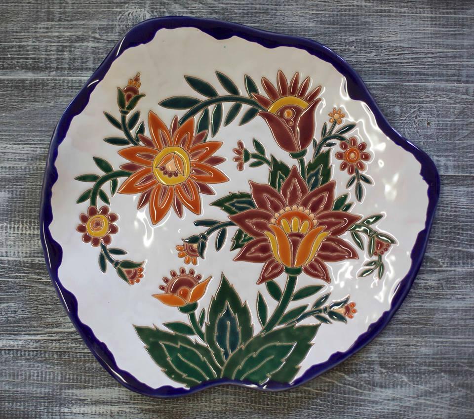 Пигмент для росписи керамики 5 буквы сканворд