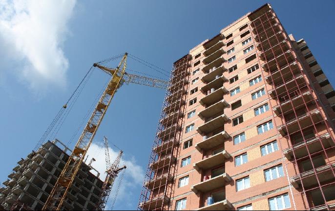В Актау увеличилось количество незаконно строящихся жилых домов