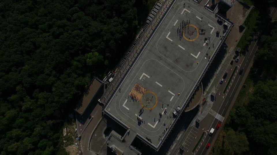 Вертолетная площадка spark по выгодной цене площадка для посадки для диджиай спарк