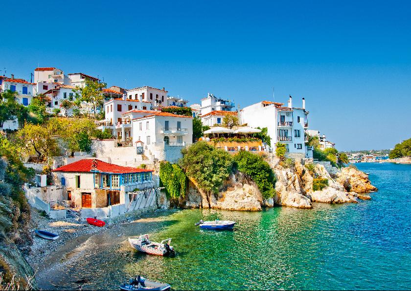 Аренда виллы в греции для отдыха с детьми