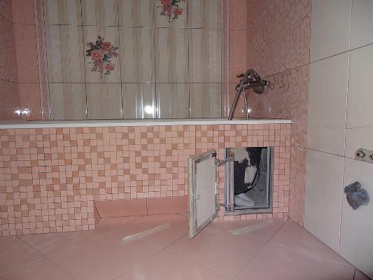 Как сделать экран под ванну из плитки своими руками - Kazan-avon