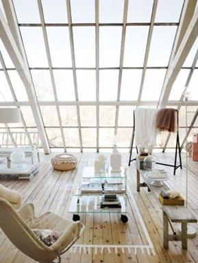 Окна в дизайне интерьера