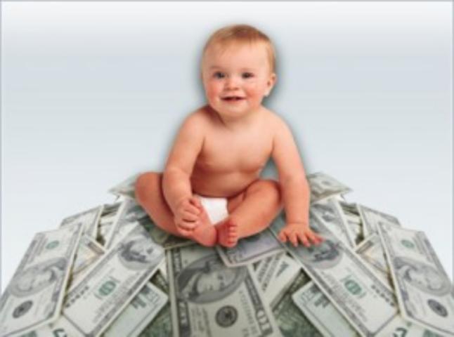 Выплаты за рождение третьего ребенка в 2017