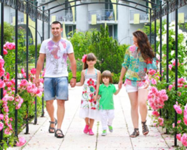 Болгария отель с детьми все включено