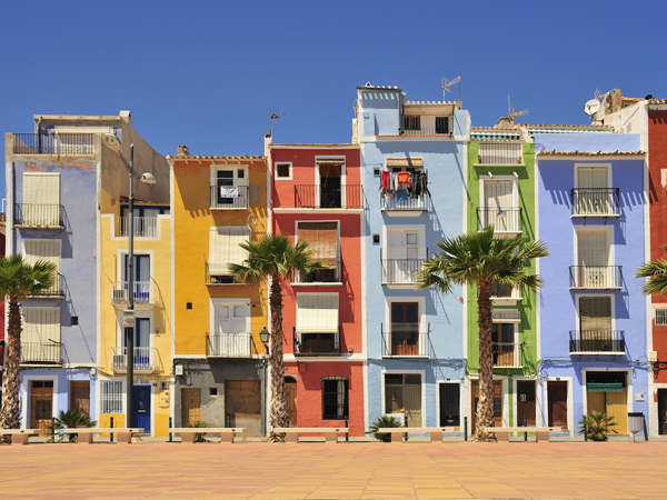 Виза при приобретении недвижимости в испании