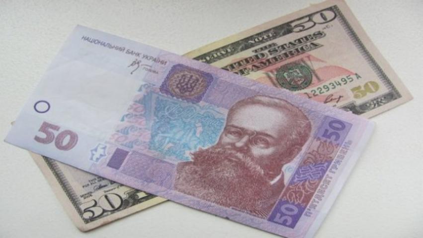 Курс доллара к гривне график форекс