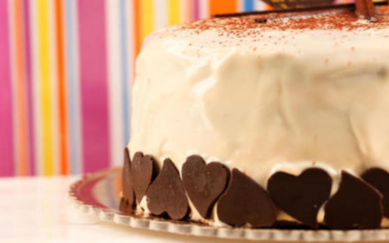 Как сделать торт без выпечки в домашних условиях