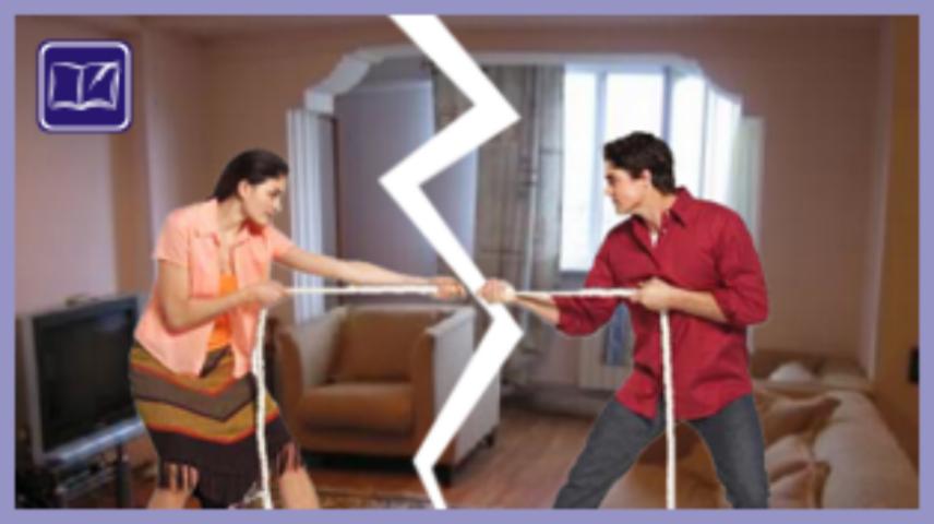 После развода как разделить квартиру следующего