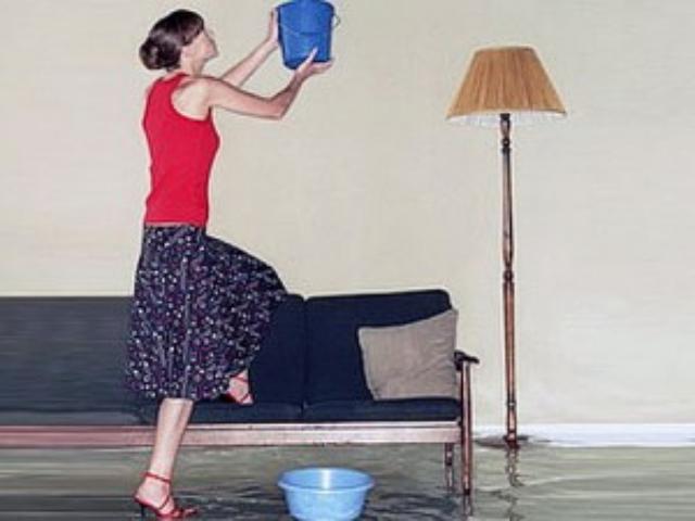 что делать когда немного соседи затопили также