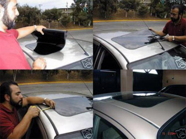 Как сделать люк на автомобилей