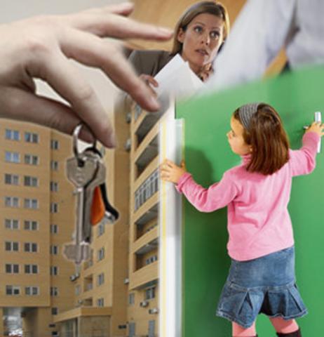 Как подарить квартиру несовершеннолетнему ребенку в беларуси