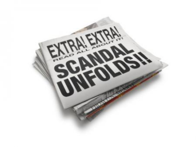 political ethics sex scandals