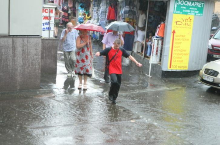 Когда будет жара с дождями в украине 2018