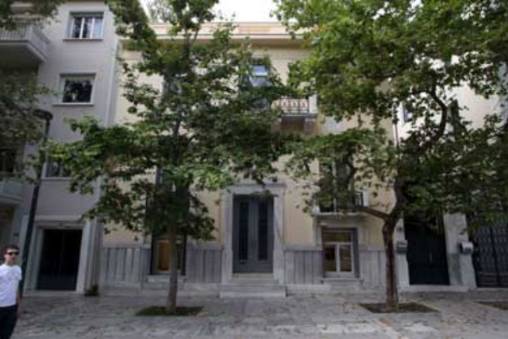 Греция виллы при отеле