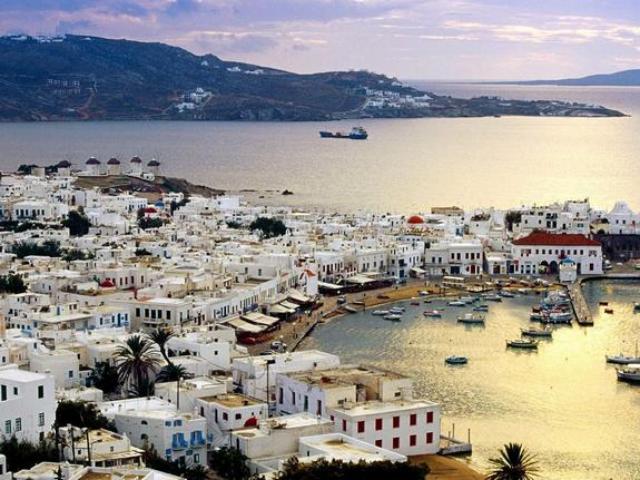 Апартамента в греции