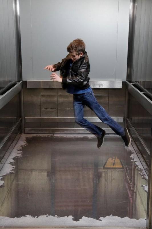 застрять в лифте во сне к чему через