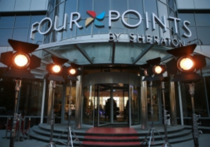 Welcome to the Four Points by Sheraton Norwood  Four