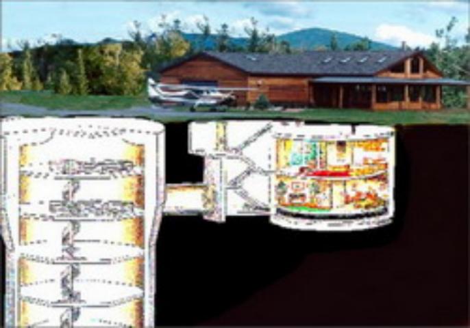 Как построить подземный бункер
