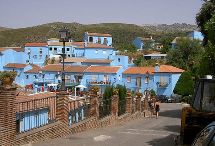 Недвижимость в испании в деревне
