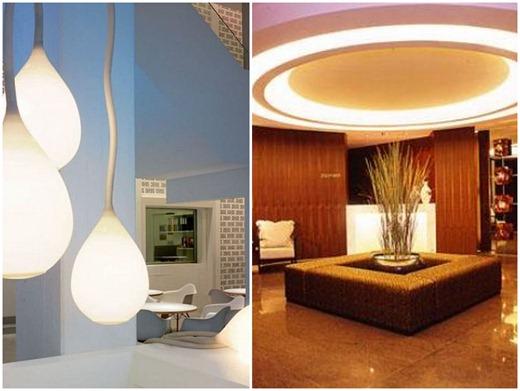Виды освещения в дизайне