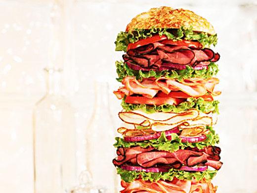 Любимый бутерброд ганса христиана андерсона