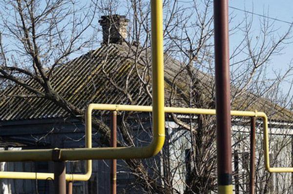 Газификация сельских населенных пунктов Волгоградской области идет полным ходом