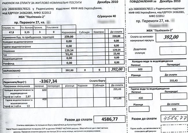 Сколько стоит коммуналка в черногории