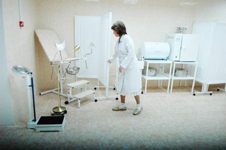 Секс в амбулатории