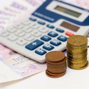 как должна начисляться пеня за долги до 2016 года